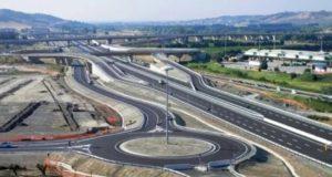 Riaperte al traffico le rampe dello svincolo di Germaneto sulla Ss 106/VAR A
