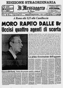 La vendetta di Aldo Moro a 40 anni dal suo sequestro, riflessione di Salvatore Mongiardo.