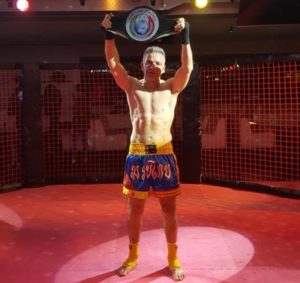 Lino Rodio di Girifalco campione italiano di Kickboxing
