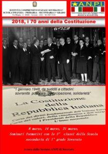 Soverato – Dall'otto Marzo al via i seminari formativi sulla Costituzione