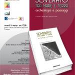 """Cosenza – Venerdì 16 marzo presentazione libro """"Soverato tra mare e terra"""""""