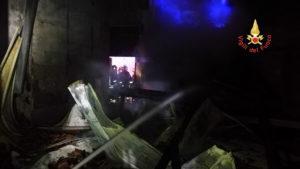 Incendio Pub, dietro il rogo una truffa assicurativa. Arrestato presunto mandante