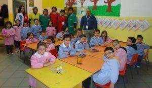 Progetto Avis nelle scuole, Sersale e Zagarise in primo piano