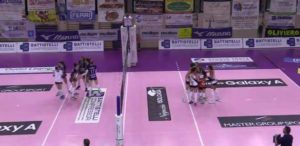 "Volley Soverato – Sconfitta in gara 1 playoff. Mercoledì serve la vittoria al ""Pala Scoppa"""
