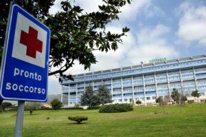 Bambino di tre anni salvo grazie al pronto intervento dei sanitari dell'Ospedale di Lamezia Terme
