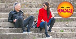 Elisabetta Gregoraci e il nuovo fidanzato in fuga d'amore a Roma