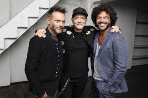 Alla Summer Arena di Soverato ci sarà anche il concerto di Max Pezzali, Nek e Francesco Renga