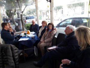 Scrittori e artisti prestigiosi alla nonaedizione del caffè letterario Dolceamaro