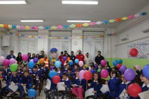 Progetto promosso nelle scuole primarie di Sant'Andrea e Isca sullo Jonio