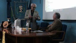 Soverato – Antonio Barbuto legge i versi di Montale