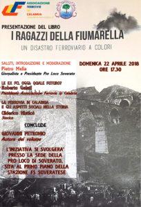 """Soverato – Presentazione del libro """"I Ragazzi della Fiumarella"""""""
