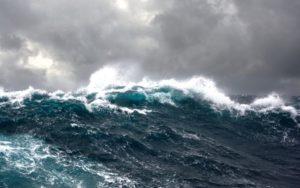 Vento forte sulla Calabria con possibili mareggiate