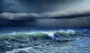 Maltempo – Venti forti a burrasca e mareggiate nella Calabria jonica