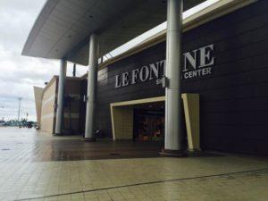 """Furto al parco commerciale """"Le Fontane"""", denunciate due donne"""