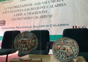 Proclamati i vincitori del primo Concorso dei salumi calabresi