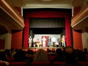 Chiaravalle Centrale, concorso teatrale: domenica l'ultimo spettacolo