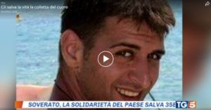 VIDEO | Soverato – La storia di Orlando sul TG 5