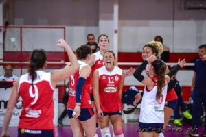 Domani sera serve la vittoria al Volley Soverato in gara 2 playoff