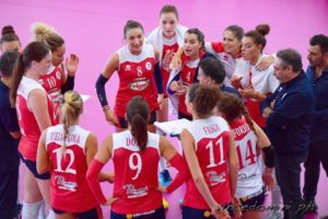 Domenica gara 1 playoff a San Marignano. Il Volley Soverato ci crede