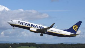 La Ryanair torna a volare da Crotone