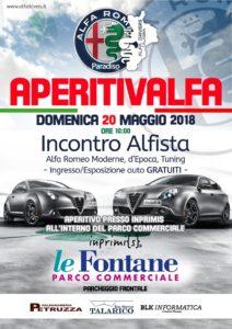 AperitivAlfa – Incontro Alfista Club Alfa Drivers Calabria