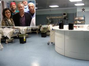 Ricerca scientifica di musicoterapia svolta nell'Ospedale di Lamezia presentata alla conferenza internazionale