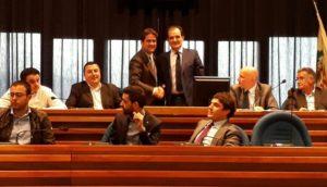 Consiglio provinciale, il consigliere comunale di Catanzaro Roberto Guerriero subentra a Ciccio Severino