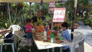 Una festa speciale per tanti bambini in occasione della Festa della Mamma