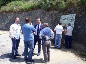 Rimosse tre discariche abusive che deturpavano altrettante aree nei territori di Squillace, Montauro e Catanzaro