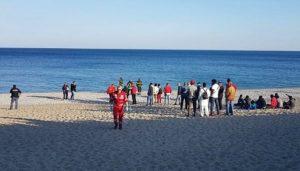 Recuperati i corpi dei due giovani dispersi nel mare di Catanzaro Lido