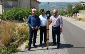 Badolato: misurati campi elettromagnetici e installati esposimetri per il radon