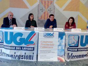 Congresso provinciale dell'Ugl Telecomunicazioni