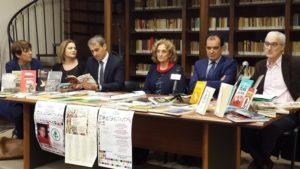 Presentata la Fiera del libro Gutenberg 16 al via sabato a Catanzaro con Vandana Shiva