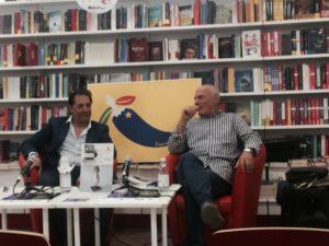 """Pino Vitaliano presenta il suo romanzo """"Il paese dei pazzi"""" nell'Euro.Soul Festival"""