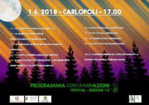 ContaminAzioni Festival a Carlopoli