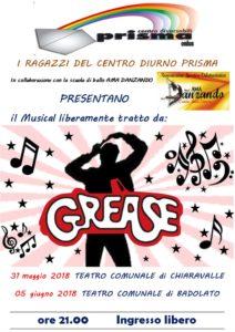 """I Ragazzi del Centro Diurno """"Prisma"""" a Chiaravalle e Badolato con il Musical """"Grease"""""""