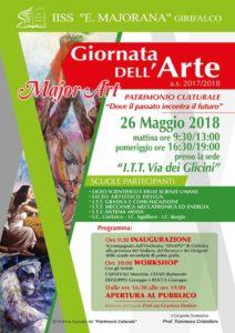IIS Majorana Girifalco promuove il 26 maggio la giornata dell'arte e della creatività