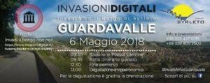 """Guardavalle – Domenica 6 Maggio escursione targata """"Invasioni Digitali"""""""