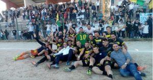 Calcio – Prima Categoria: Il Real Montepaone espugna Mileto e conquista il salto di categoria
