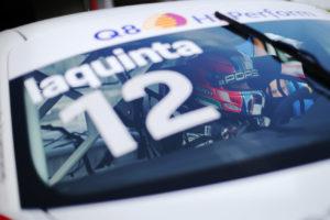 Iaquinta in cerca di punti a Monza nel terzo round di Carrera Cup Italia