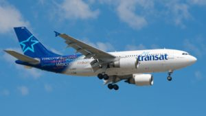Dal 20 Giugno riparte il volo diretto Lamezia Terme-Toronto