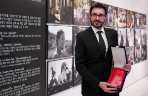 """Il regista catanzarese Alessandro Grande vince con """"Bismillah"""" il Festival del cinema italiano a Seoul"""