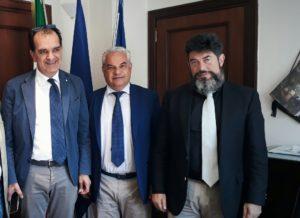 Messa in sicurezza tratto SS 106 Guardavalle-Davoli-Soverato, Enzo Bruno ringrazia il responsabile territoriale Anas