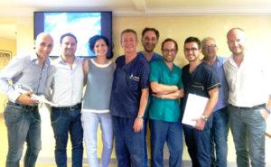 "Medicina – Eseguita per la prima volta in Calabria la procedura ""Shockwave"""