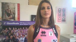 Volley Soverato – Il nuovo libero è Francesca Napodano, ex Casalmaggiore