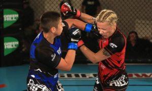 La calabrese Fabiana Giampà ha vinto il bronzo nel campionato europeo di Mma (arti marziali miste)