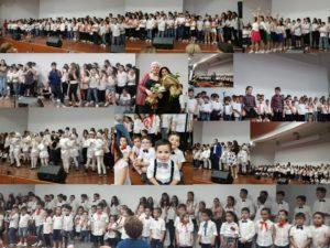 Tutti insieme all'unisono – Concerto di fine anno