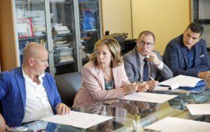 Statale 106, vertice a Catanzaro con l'Anas, i sindaci e la senatrice Vono
