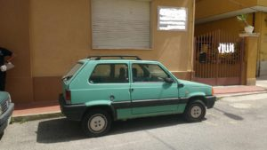 Ritrovata a Soverato auto rubata