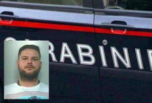 Sorpreso su un bus di linea con un chilo e mezzo di marijuana in valigia, 29enne arrestato